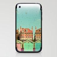 iPhone & iPod Skin featuring Promenade by Cassia Beck