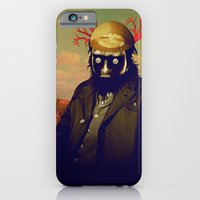 iPhone & iPod Case featuring king of the desert by Catalin Anastase