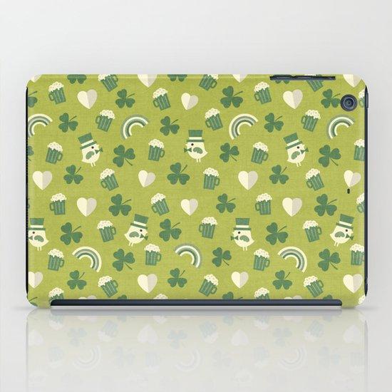 TOP O' THE MORNIN' iPad Case