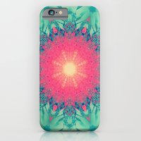 iPhone & iPod Case featuring Iced Magma by Vortex Interactive