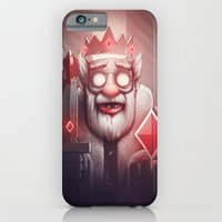iPhone & iPod Case featuring King of Doom by Dr. Lukas Brezak