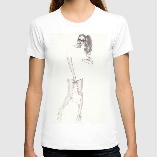 No.2 Fashion Illustration Series T-shirt