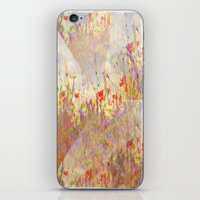 Floral Fantasy iPhone & iPod Skin