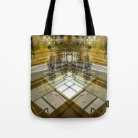 lever handle puller Tote Bag