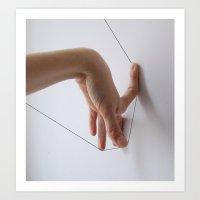 Magnetic Urges 04 Art Print