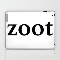 Zoot Laptop & iPad Skin