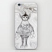Batmilk iPhone & iPod Skin