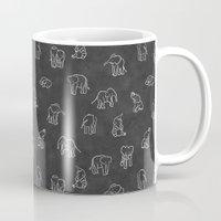 Indian Baby Elephants Bl… Mug