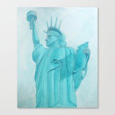 BROOKLYN LIBERTY Canvas Print