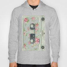 K7 cassette flower Hoody