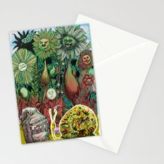 The case of The Wrong Feed On The Ol' Snail Trail... Stationery Cards