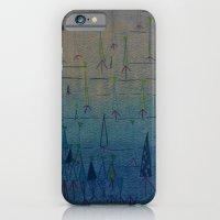 Water iPhone 6 Slim Case