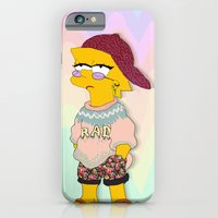 Chic Lisa Simpson iPhone 6 Slim Case