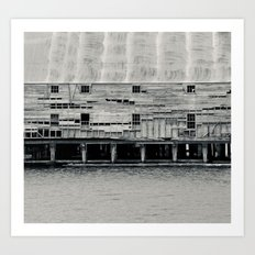 Cannery Art Print