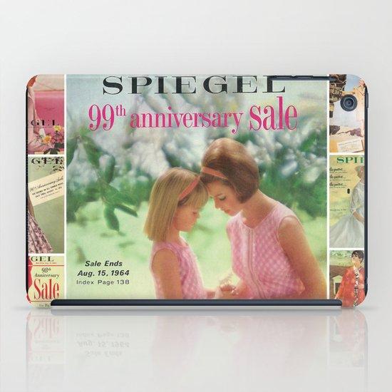 1964 - 99th Anniversary Sale Catalog Cover iPad Case