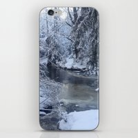 St-André River iPhone & iPod Skin