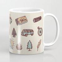 Lets Go Camping Mug