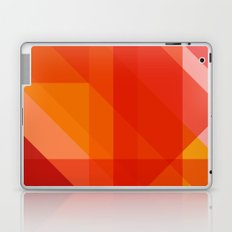 Rosey Facets Laptop & iPad Skin