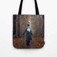 Don't Lose Your Head. Tote Bag