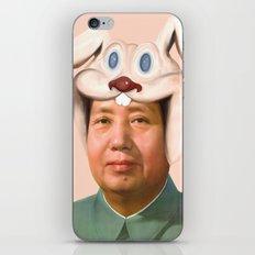 Rab Mao Babe iPhone & iPod Skin