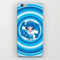 Pisces iPhone & iPod Skin