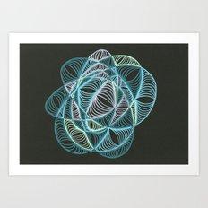 Small Nebula Two Art Print