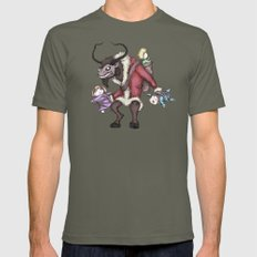 Krampus Mens Fitted Tee Lieutenant SMALL
