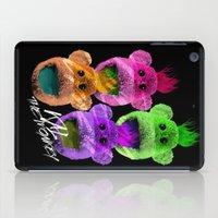 Kal The Monkey - Kal War… iPad Case