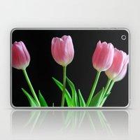Dreamtime Tulips Laptop & iPad Skin
