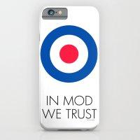In Mod We Trust iPhone 6 Slim Case