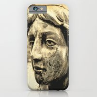 iPhone & iPod Case featuring Face of solitude by Vorona Photography