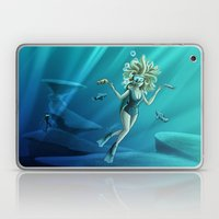 Deep Sea Feelings (Evolv… Laptop & iPad Skin