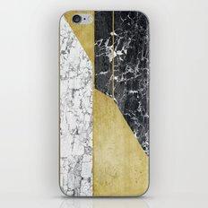 marble hOurglass iPhone & iPod Skin
