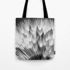 dandelion burst Tote Bag