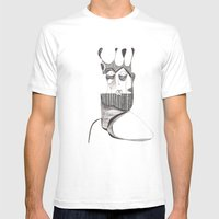 El Rey Mens Fitted Tee White SMALL
