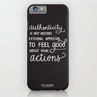 Authenticity // The Live… iPhone 6 Slim Case
