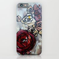 iPhone & iPod Case featuring Roses4422 by Astrid Fox