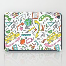 School Is Cool iPad Case