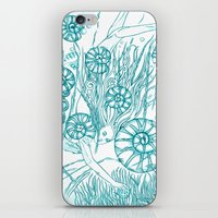 Back To The Water / Orig… iPhone & iPod Skin