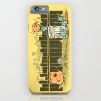 El plan iPhone 6 Slim Case