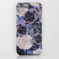 feathered roses  iPhone 6 Slim Case