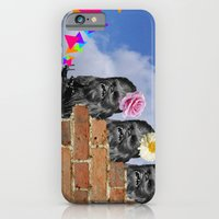 Only Two Flowers iPhone 6 Slim Case