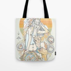 fools gold Tote Bag