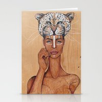 Ayaba of Africa Stationery Cards