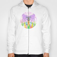 Spread Your Light to the Planet Hoody