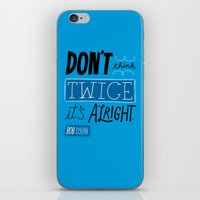 It's Alright. iPhone & iPod Skin
