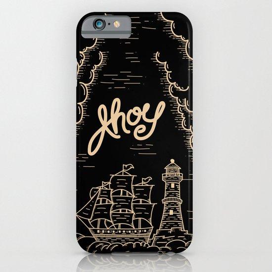 Ahoy! iPhone & iPod Case