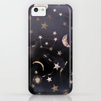iPhone 5c Cases featuring Constellations  by Nikkistrange