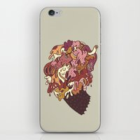 Painted Trojan iPhone & iPod Skin
