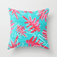 Amaranth Throw Pillow
